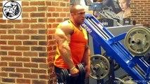Bodybuilding Motivation - Russian bodybuilders