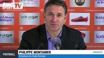 """Football / OM-PSG - Montanier : """"Un bon match nul ferait plaisir à tout le monde"""" 04/04"""