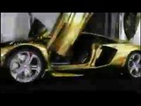 the world's most expensive car made from 25 KG gold.