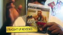 EA SPORTS (MMA) STRIGHT UP UNBOXING STYLE