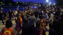 Cercle Circassien - Bal Folk Quai Saint Bernard - Danse Folk à Paris - 2014