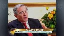 Al Punto - Alvaro Uribe se levantó de entrevista