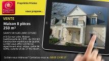 A vendre - maison - SAINT CYR SUR LOIRE (37540) - 8 pièces - 250m²