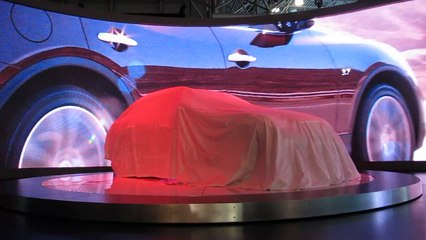 Infinity QX50 Reveal at the 2015 NYC Auto Show. Bob Giles of NewCarNews.TV