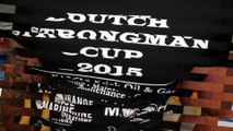 Dutch Strongman Cup / Hellevoetsluis 2015