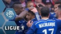 But Nabil FEKIR (26ème) / EA Guingamp - Olympique Lyonnais (1-3) - (EAG - OL) / 2014-15
