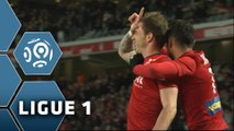 But Nolan ROUX (72ème) / LOSC Lille - Stade de Reims (3-1) - (LOSC - SdR) / 2014-15