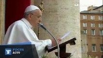 La prière de paix du pape François pour Pâques