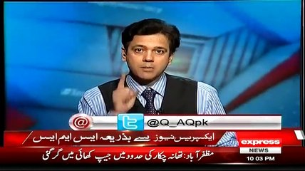 @ Q with Ahmed Qureshi - 5th April 2015