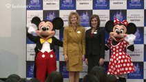 Disneyland Resort in California 60th Anniversary ~ Diamond Celebration Press Conference ~ | FashionTV Japan ファッションTVジャパン