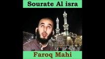 Sourate Al isra - Faroq Mahi