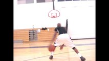 Derrick Rose Quick Double Move Crossover Combo Drive Pt. 1 | NBA Scoring Moves | Dre Baldwin