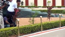 VIP Security By CISF demo.MPG