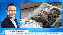 6 avril 1199, la mort de Richard Cœur de Lion