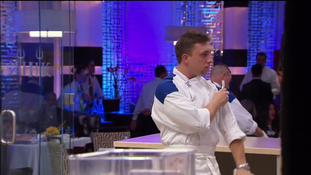 HELL'S KITCHEN   Hellish Moments from  15 Chefs Compete    FOX BROADCASTING