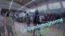 Rando à la Romagne, La Randomagnonne, 2015, les p'tits lu