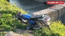 Adana Kamyona Çarpan Motosiklet Sürücüsü Öldü