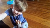 Funny Videos: Little Kid Hates The Taste Of Sweets