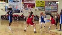 VIDEO. Les basketteuses cadettes de l'équipe de France remportent le tournoi du Poinçonnet