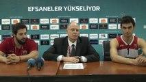 Nsk Eskişehir Basket-Anadolu Efes, Maçının Ardından