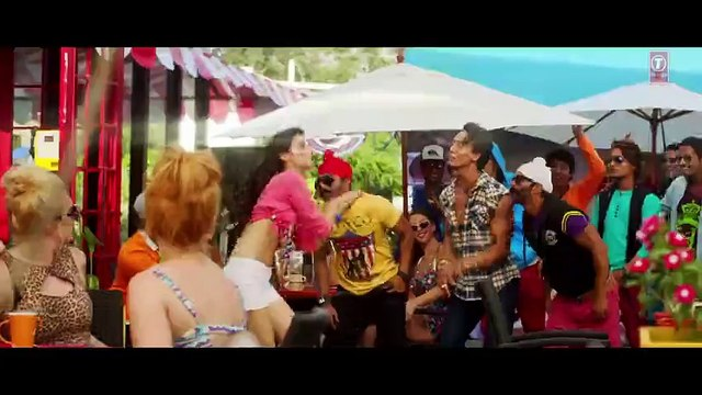 this is the pappi song new (tiger shroff)