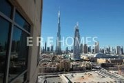 Amazing Price 1 Bedroom Apartment  Burj Views Tower Downtown ER R 11720