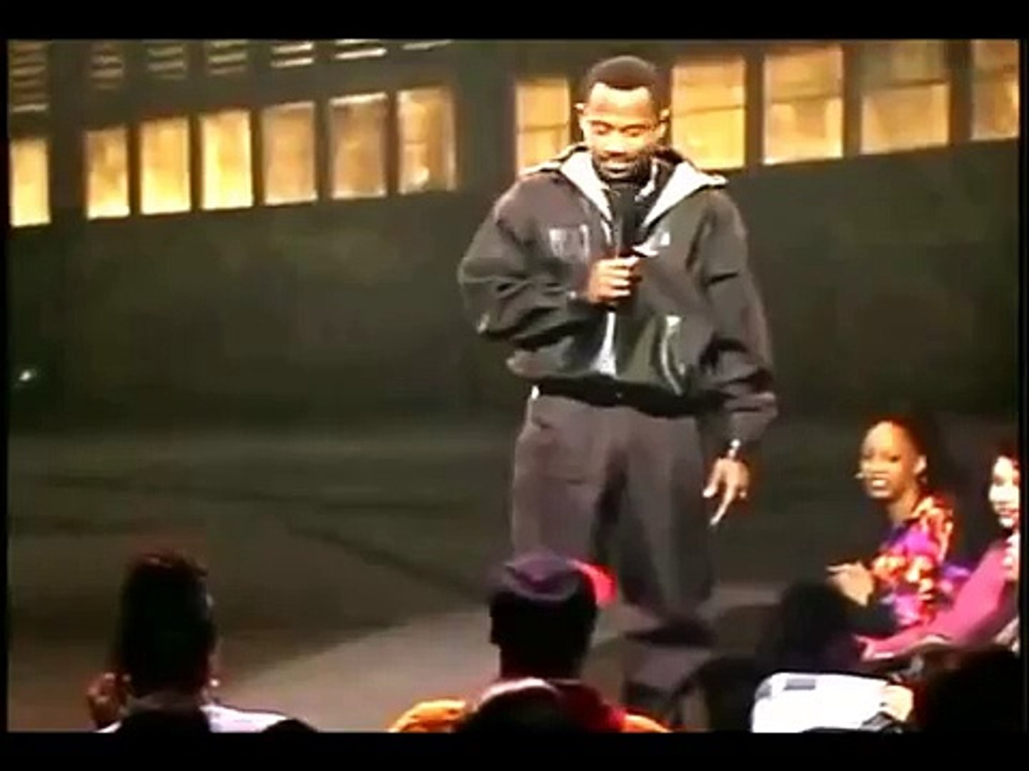 Martin Lawrence - Funniest Joke Ever