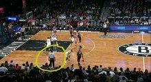 NBA - Le trois points le plus court de l'histoire