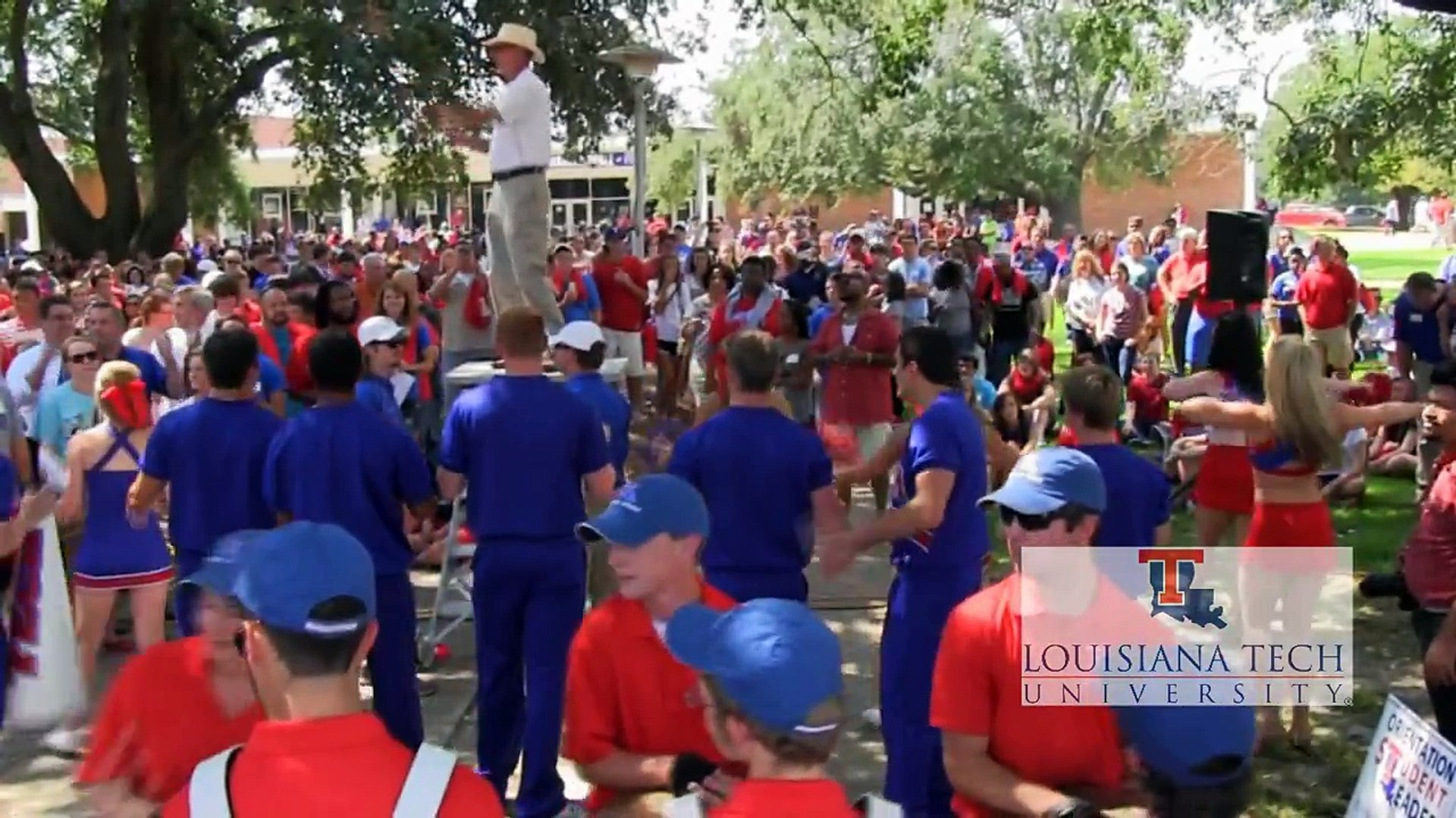 Louisiana Tech University - Time Out For Tech 2013