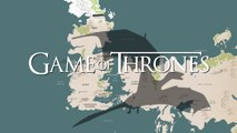 Game of Thrones explained with maps (seasons 1 - 4)