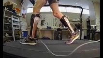 Un exosquelette qui permet de marcher sans effort!
