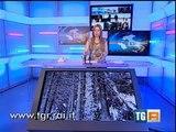 Rai tg3 regionale ore 14 00 nei titoli iniziali e servizio successivo