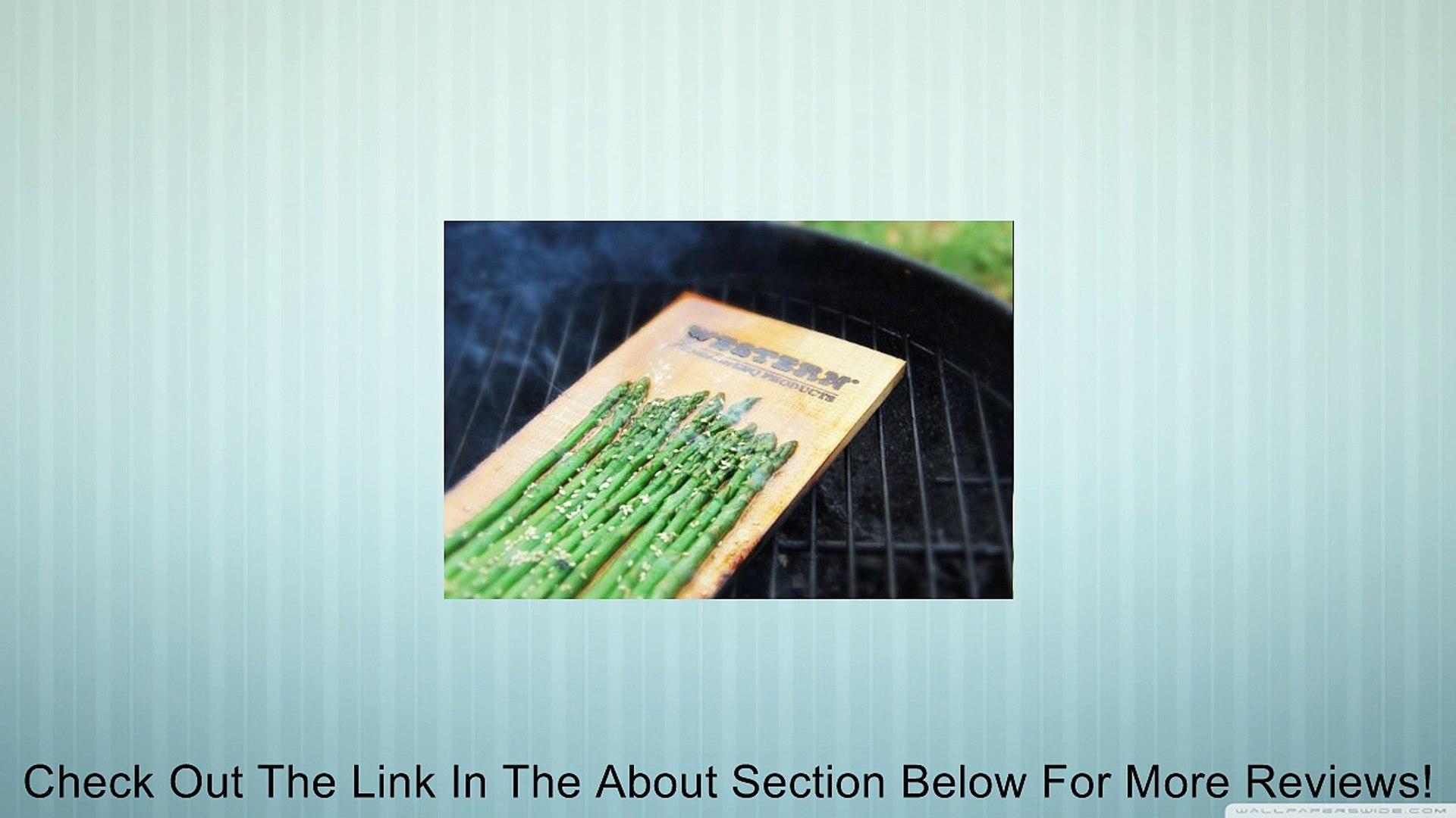 WESTERN 90210 Cedar Grilling Planks Review