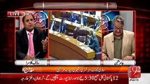 Khawaja Asif Blasted on PTI in Parliament To Get Claps From Maryam Nawaz - Rauf Klasra