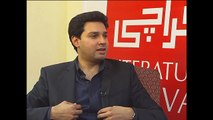 Taimur Shamil exclusive interview with Muhammad Hanif (Author: The case of exploding mangoes)