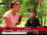 Yo soy mini Michael Jackson
