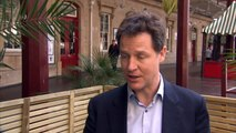 Clegg outlines Lib Dems tax plans
