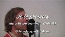 Je te promets (Jean-Jacques Goldman) cover par Jean-Marc WANNER
