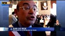 """Mort de Jean Germain: """"le suicide ne fait pas de doutes"""", estime le procureur"""