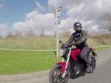 Moto électrique - Essai vidéo de la Zero SR sur Auto-Moto