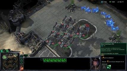 Cuirassé : Le Saut Tactique de Legacy of the Void (StarCraft II)