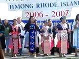 RI Hmong New Year 2006-2007 Body Worship