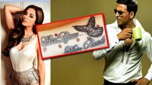 Akshay Kumar Asks Amy Jackson To Remove Her Tattoo