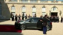 Hollande reçoit le président tunisien Béji Caïd Essebsi