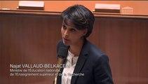 [ARCHIVE] Répartition des moyens dans l'Éducation nationale - Questions au Gouvernement à l'Assemblée nationale, mardi 7 avril 2015
