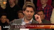 """""""Markus Lanz"""" mit den """"Anstaltsleiter"""" Max Uthoff und Claus von Wagner"""