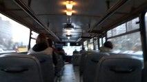 Karosa C734.1340 na poslední jízdě