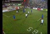 César Cueto: golazo y magia del 'Poeta' en Súper Liga Fútbol 7 (VIDEO)