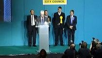 Scotland Decides - SNP candidate Bill Kidd takes over Glasgow Anniesland from Scottish Labour