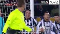 Alessandro Matri Goal Fiorentina 0 - 1 Juventus Coppa Italia 7-4-2015